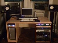 Homemade simple rack plans?-studiodesk.jpg
