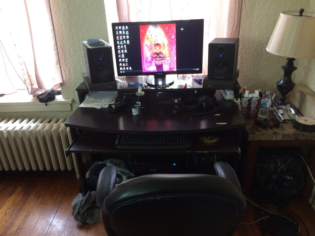 5 7 or 8 inch studio monitors for this setup gearslutz pro audio community. Black Bedroom Furniture Sets. Home Design Ideas