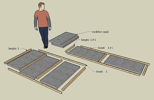 Materials Needed To Build A Sound Proof Vocal Booth