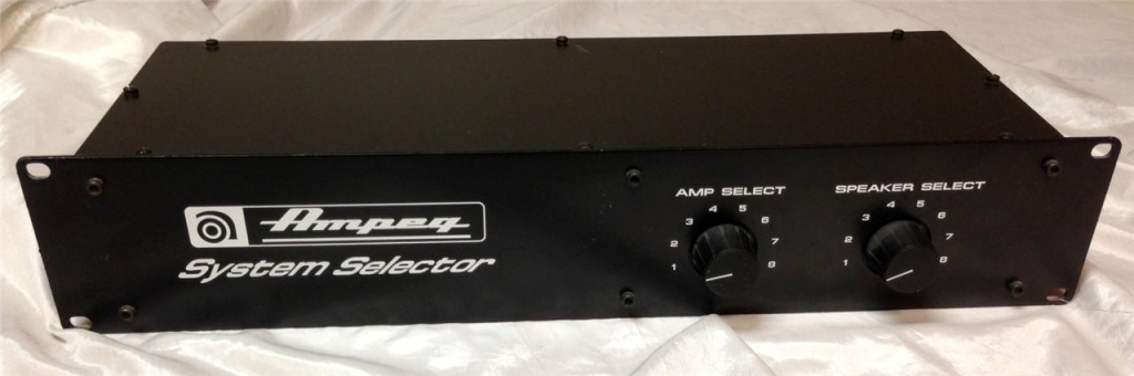 Speaker Switcher For Guitar Cabinets Gearslutz Pro