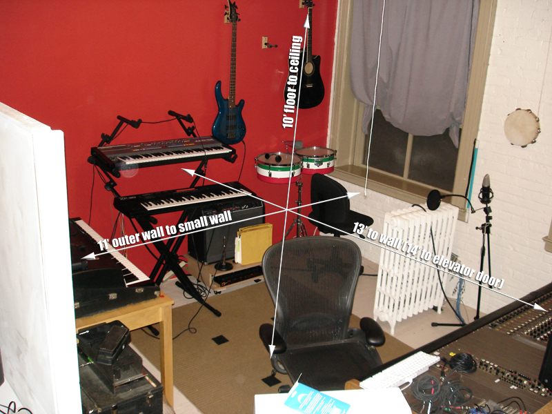 Best Way To Acoustically Treat A Room