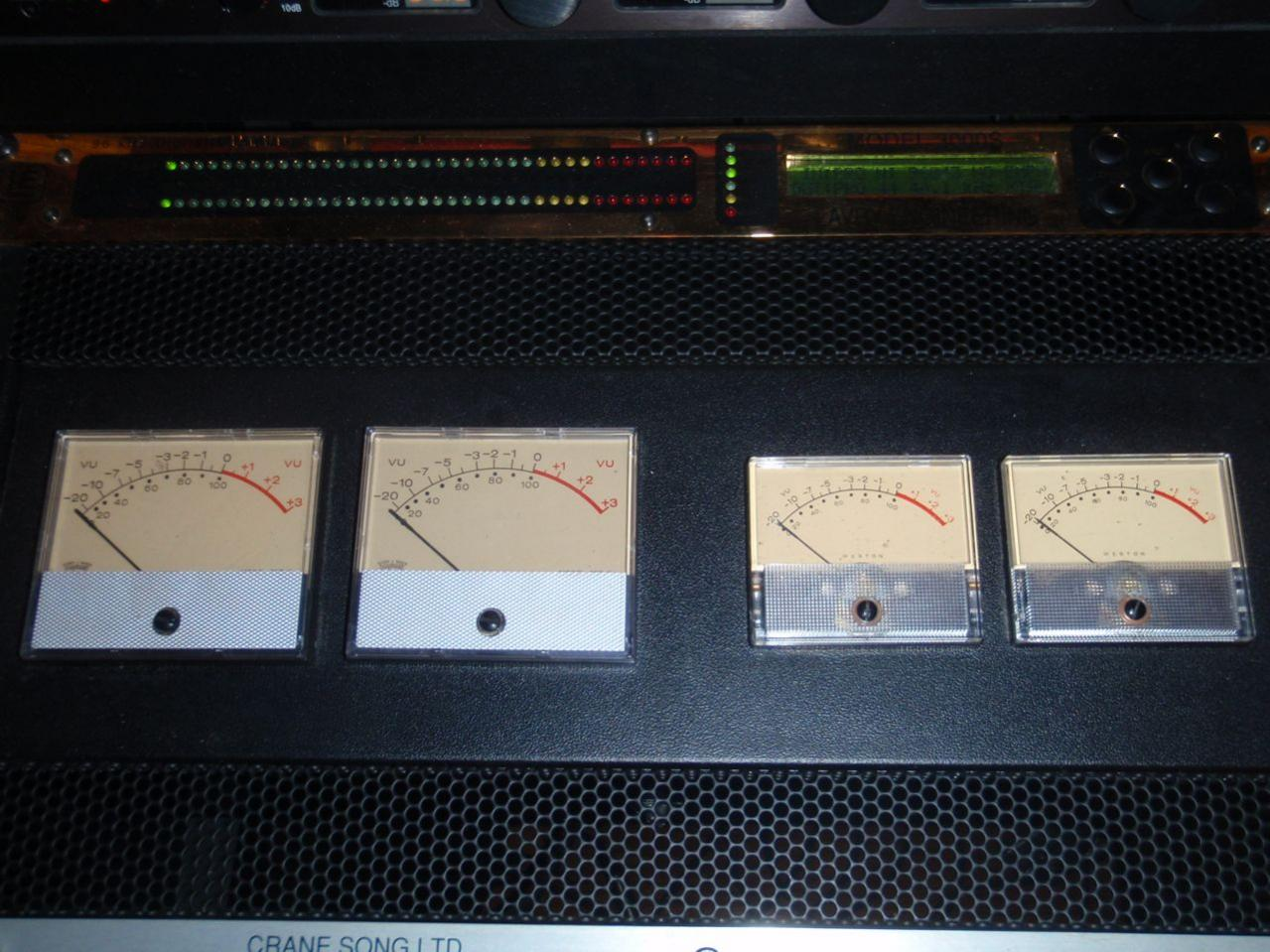 Real Vu Meters In A Mastering Chain Gearslutz How To Build Meter 2