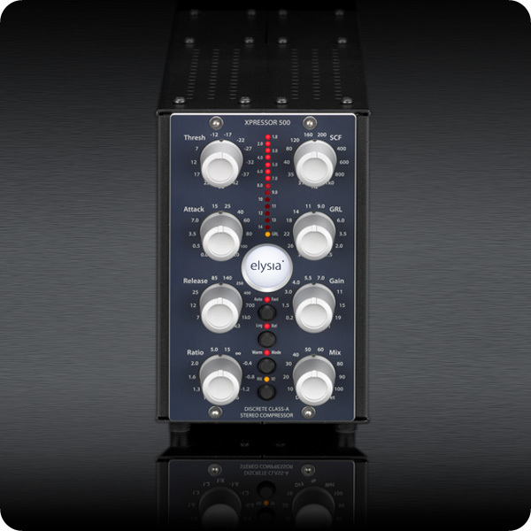 elysia xpressor for mastering