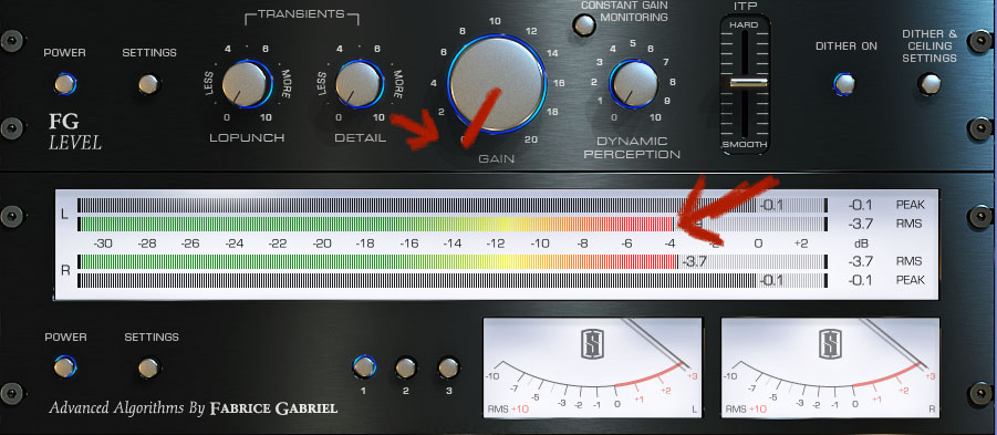 Reaper and mastering plugins issues - Gearslutz