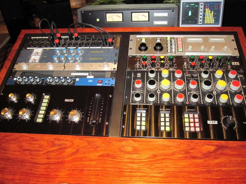 Who's using Mastering Consoles? - Page 2 - Gearslutz
