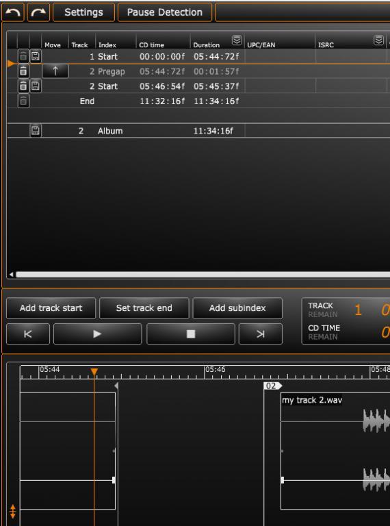 Hofa CD-Burn DDP Master - Page 3 - Gearslutz