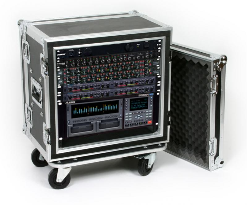 Portable Av Rack : Post pictures of your portable recording equipment page
