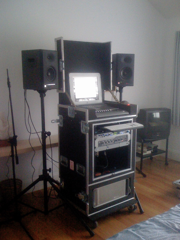 Post Pictures Of Your Portable Recording Equipment