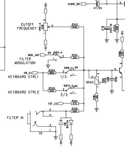 Behringer Model D - DIY Mods - Gearslutz