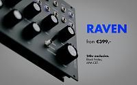 Birdkids' Raven Dual Oscillator-blackfridayraven.jpg