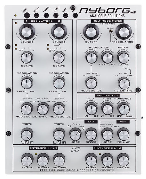 Beginner's question about CV - Deluge - Analogue Solutions