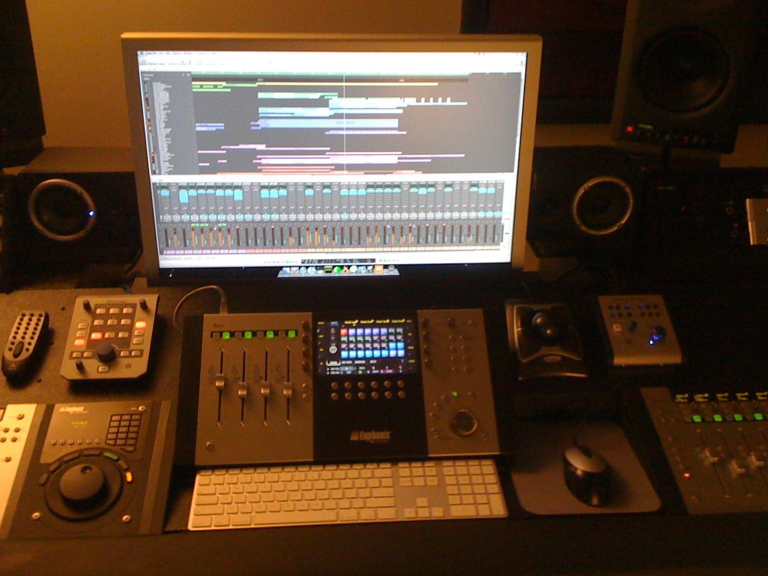 building a poor 39 s man euphonix system 5 mc w pics page 6 gearslutz pro audio community. Black Bedroom Furniture Sets. Home Design Ideas