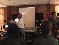 Digidesign present HD 7.2 at KMR Audio evening, London, UK 25th May 2006-kmr-n-intro.jpg
