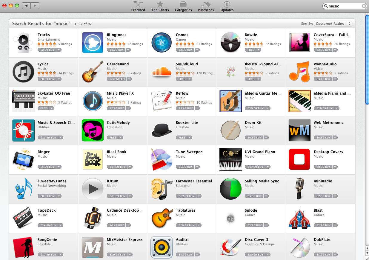 the mac app store gearslutz pro audio community. Black Bedroom Furniture Sets. Home Design Ideas