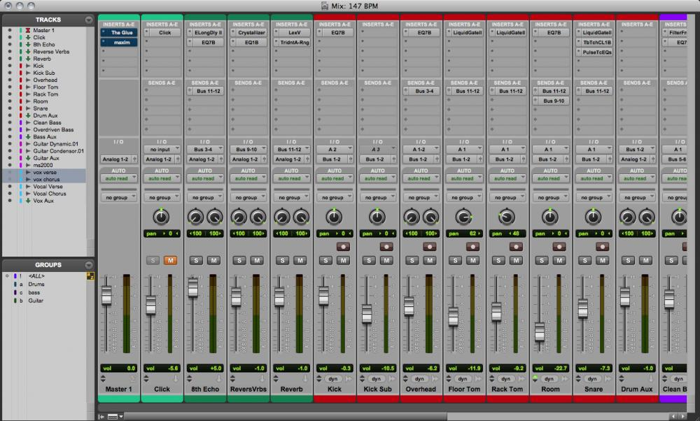 dark version and white version of Pro Tools - Gearslutz.com
