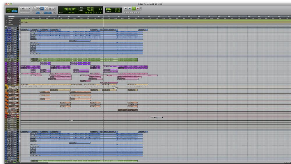 playing the demo session - Pro Tools - Gearslutz.com
