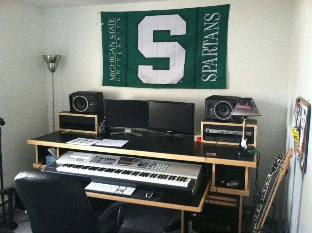 Music Production Studio