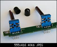 MOTU 828 mkII USB crackle-motu-pots.jpg