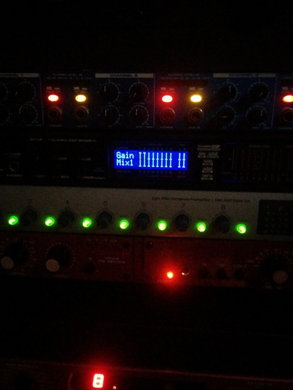 Motu 828 Mkii Digital Recording Interface With Firewire Works Great Crazy Price Pro Audio Equipment