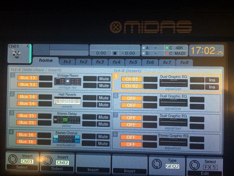 Midas M32 for recording studio/DAW control? - Page 2 - Gearslutz