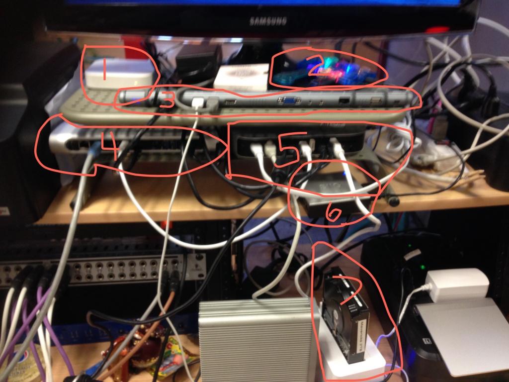 Thunderbolt dock/hub performance for studio - Gearslutz Pro Audio ...
