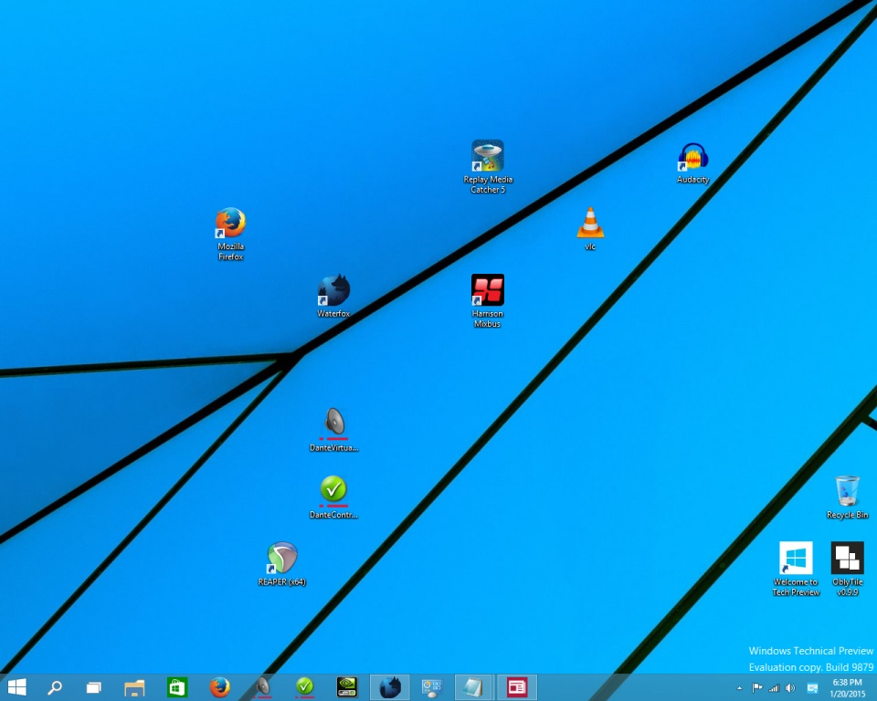 Windows 10 thread    post your expectations here - Page 3
