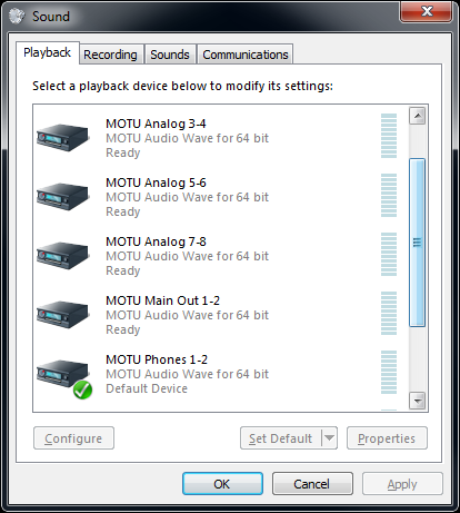 Rock solid Windows drivers for a mid-range USB audio