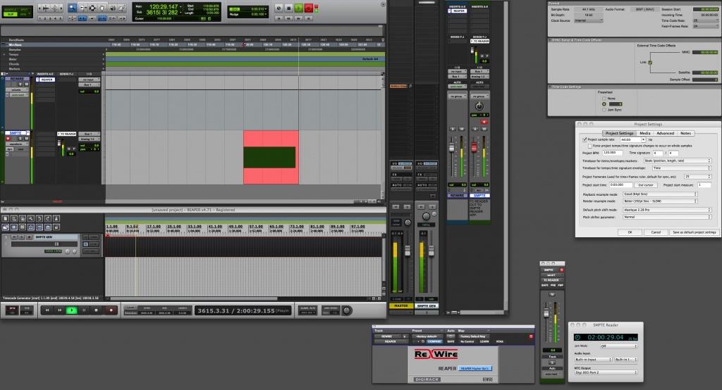 SMPTE Plugin to generate timecode / Pro Tools - Gearslutz
