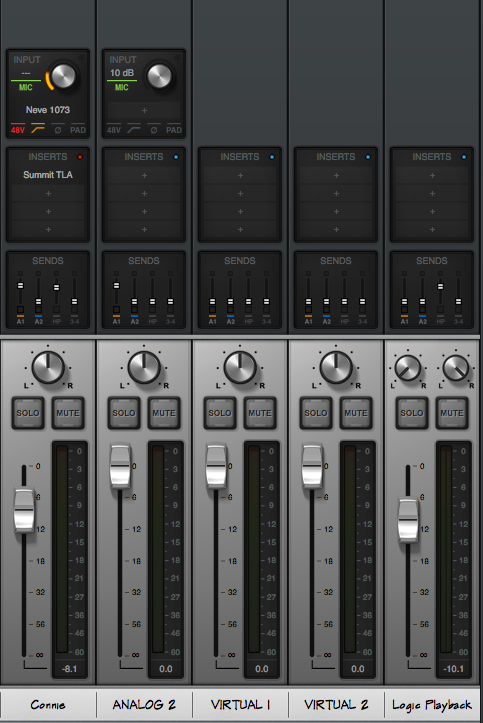 UAD Console Software Question    - Gearslutz