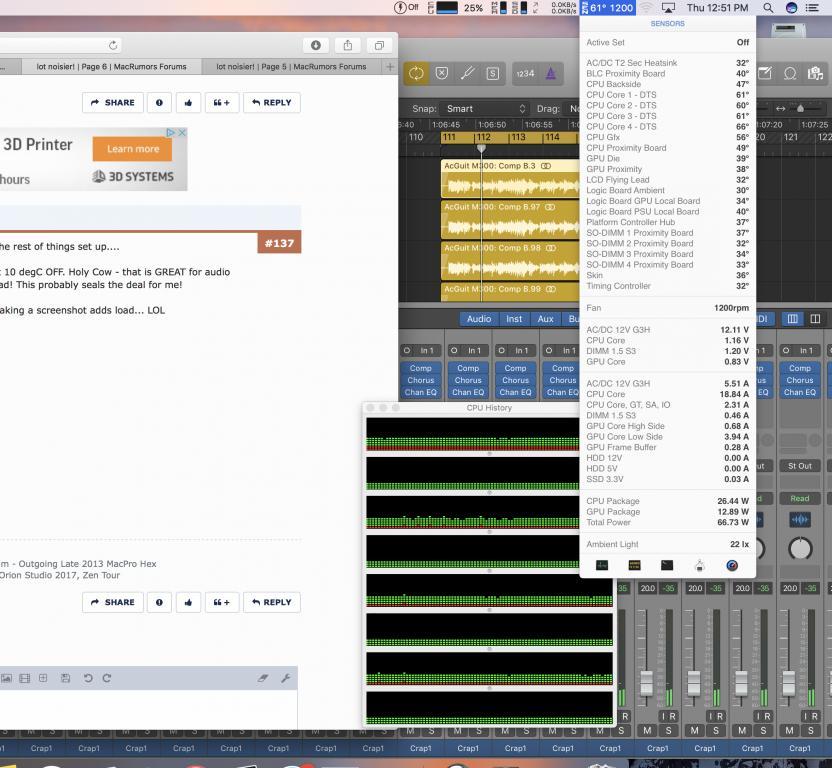 Core i5 vs Core i7 - Gearslutz