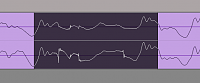 How do clicks caused by digital clock problems look in waveforms?-capture.png