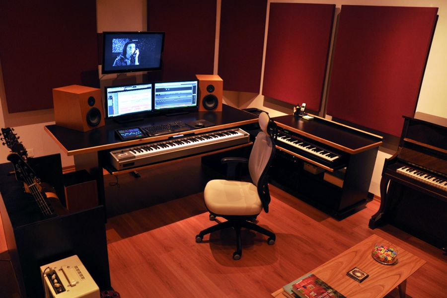 Composers - Show us your studio! - Page 4 - Gearslutz Pro ...