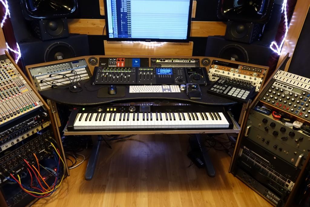 composer ergonomics keyboards and desks gearslutz pro audio community. Black Bedroom Furniture Sets. Home Design Ideas