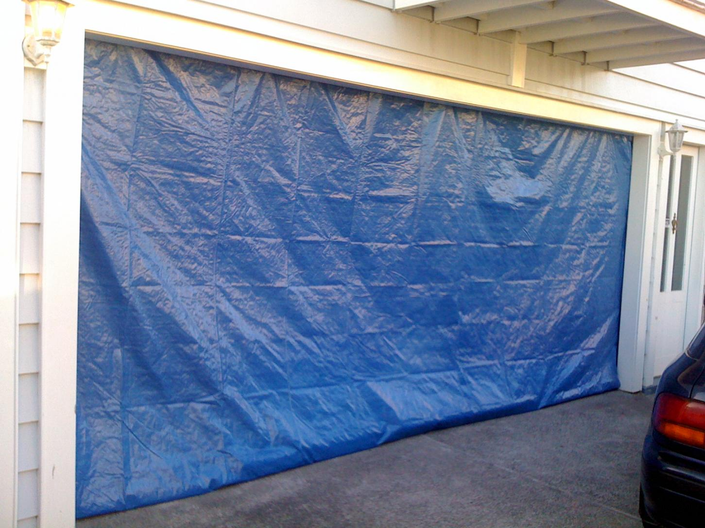 Garage Door beez garage door services pictures : HotRox Studio Build, Auckland - Gearslutz Pro Audio Community