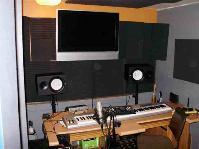 Small studio construction lancaster pa gearslutz pro audio community - Small space studio set ...