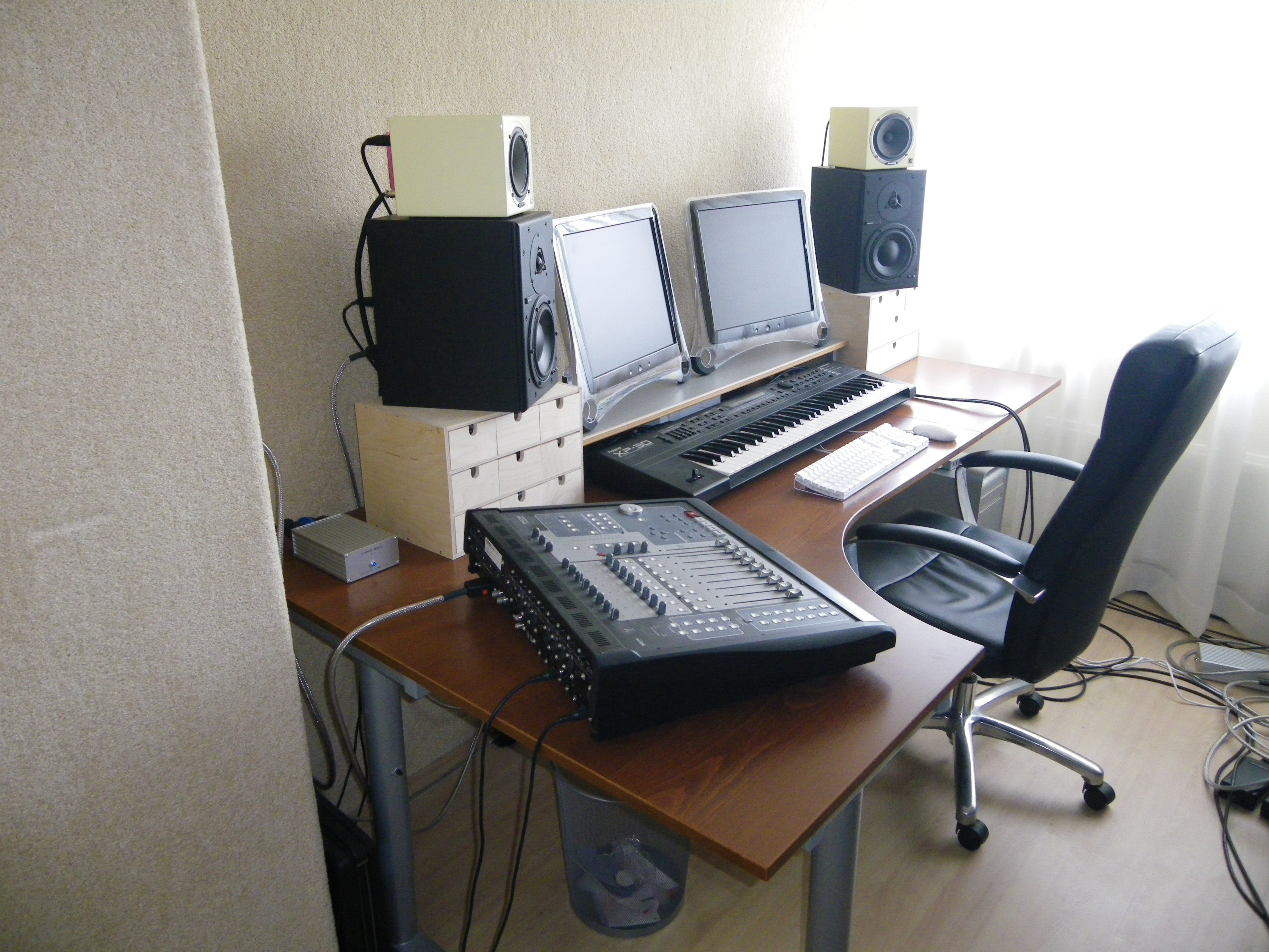 Dutch Home Studio Refurbish Gearslutz Pro Audio Community