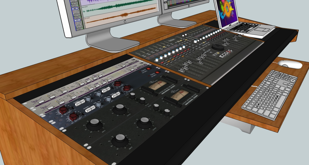 Check Out My Ssl Nucleus Dream Superslutty Project Studio
