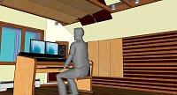 RFZ based control room in an A frame attic.-cr-rfz.jpg