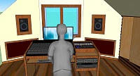 RFZ based control room in an A frame attic.-cr-mix.jpg