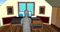 RFZ based control room in an A frame attic.-cr-mix.jpg