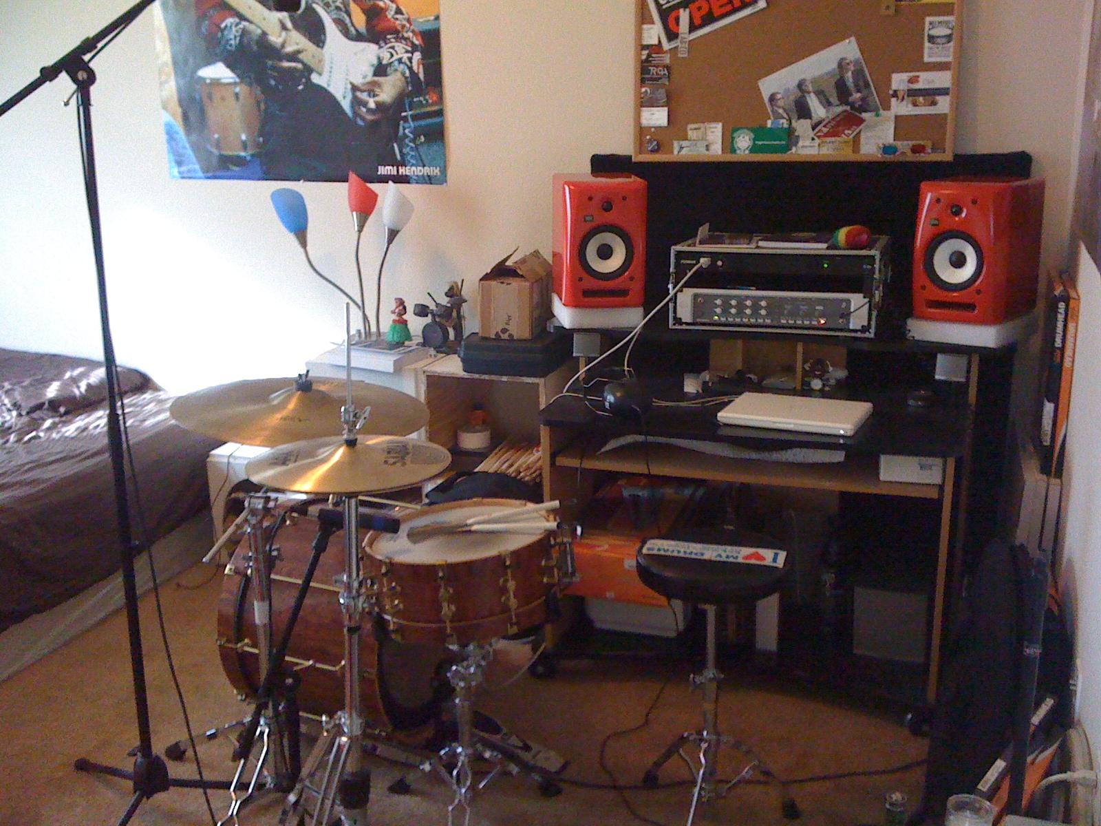 Very Beginning Home Studio Situation Gearslutz Pro Audio
