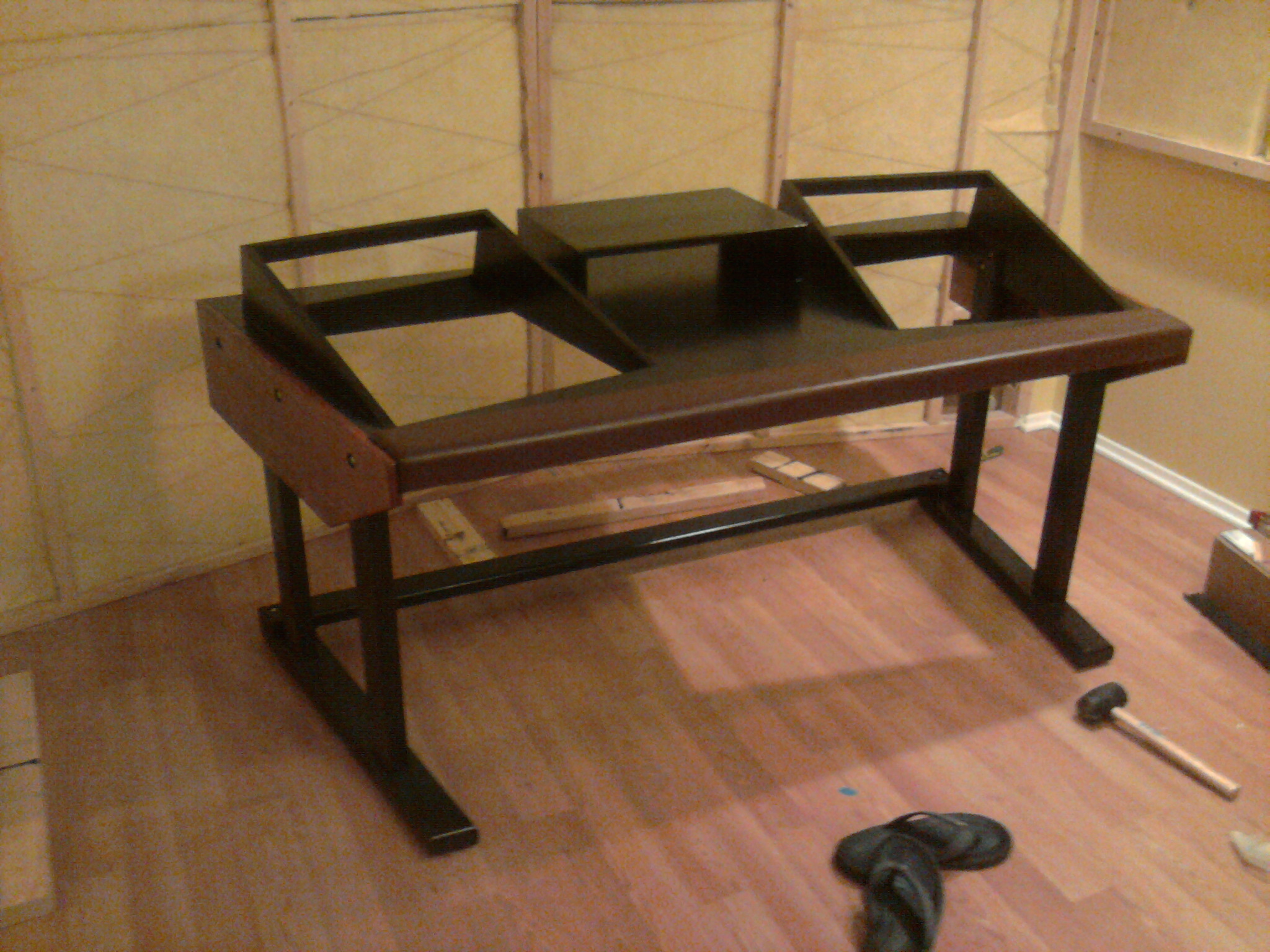 Everybody S Building A Desk I Did Too Gearslutz Pro