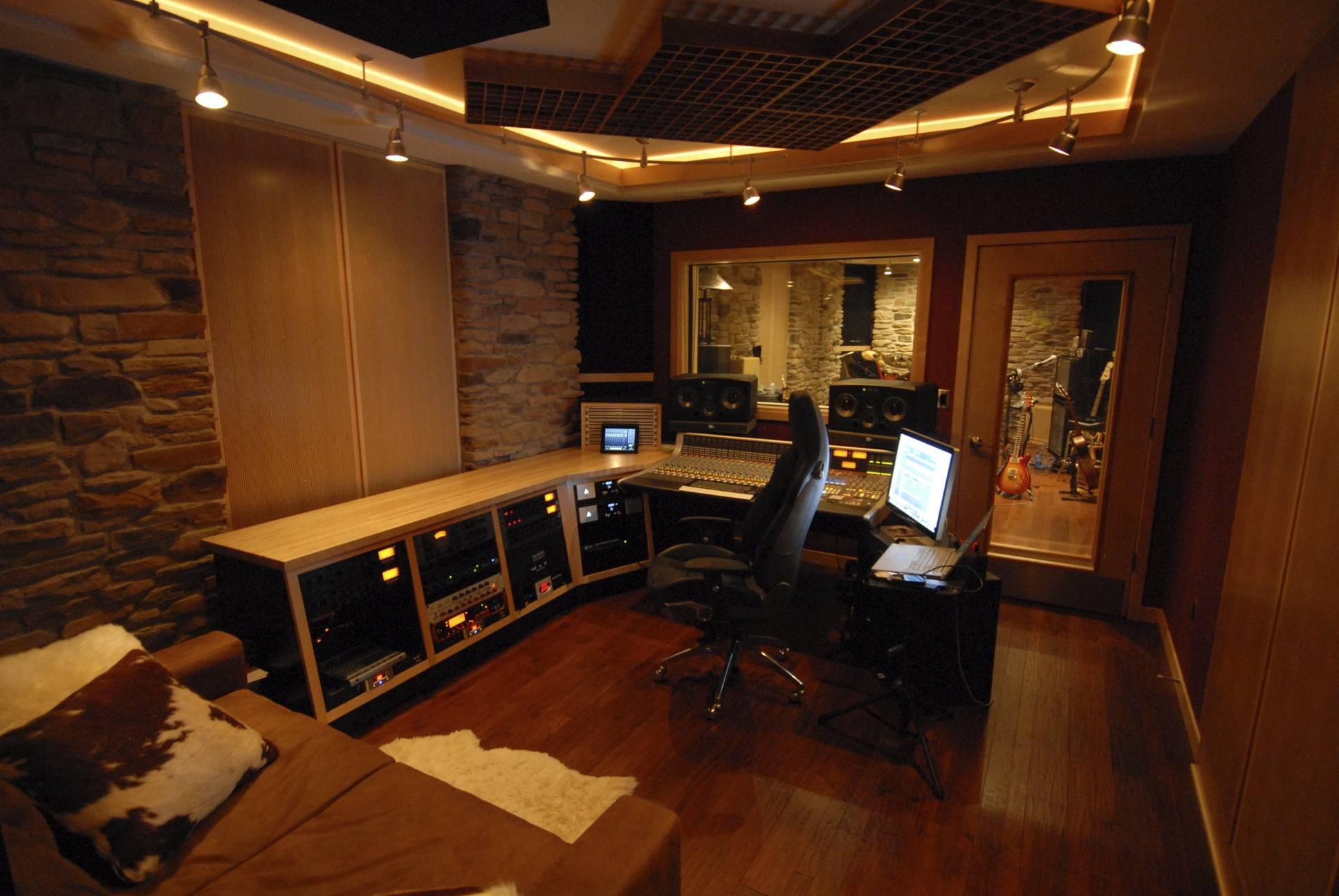 Grendel 39 s lair studio 7 basement project page 5 for Studio floor
