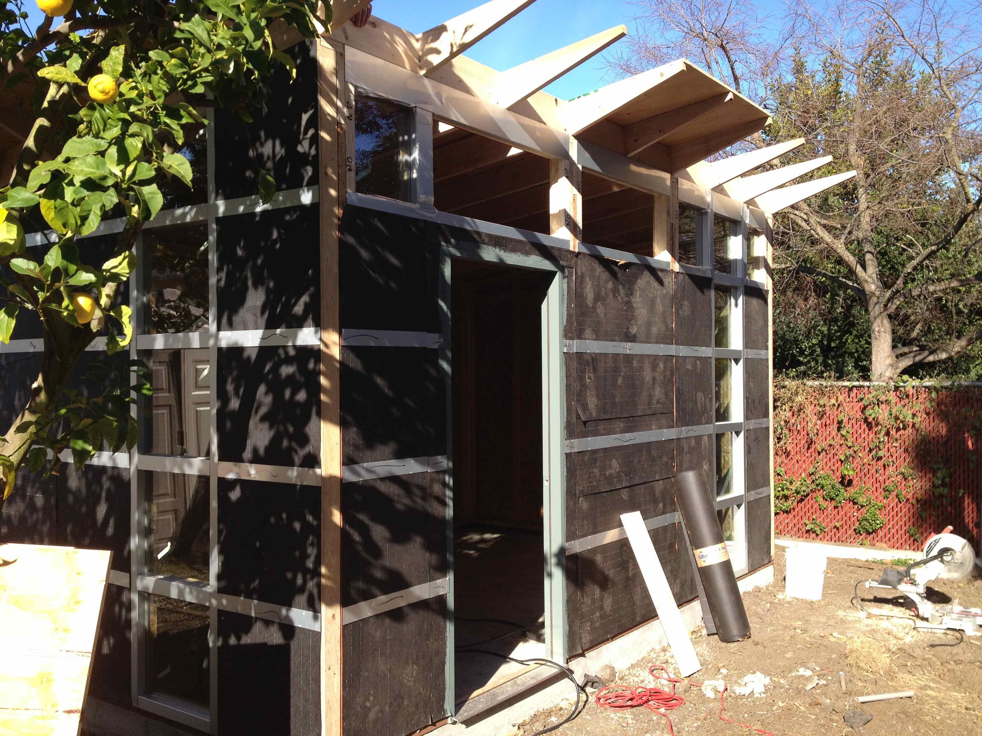 Gearslutz pro audio community view single post little for Garden shed music studio