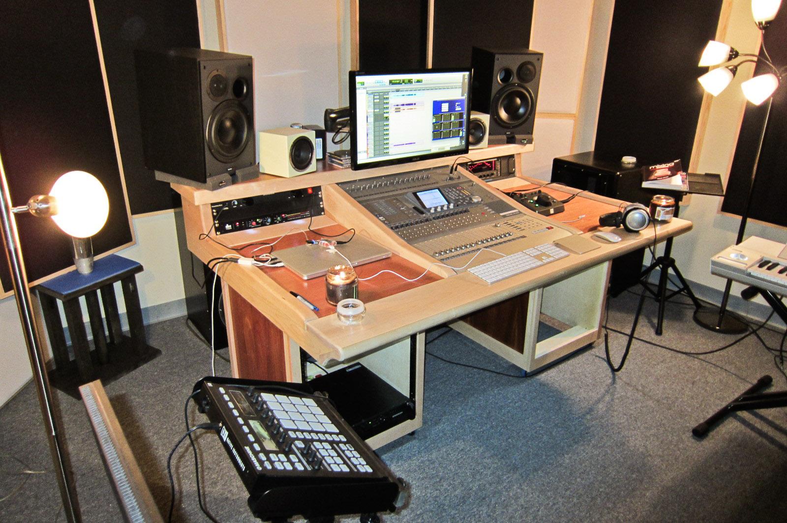 mixer desk for tascam dm 3200 self made gearslutz pro audio community. Black Bedroom Furniture Sets. Home Design Ideas
