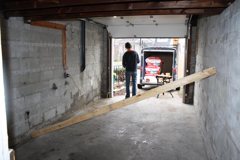turning my garage into mix room gearslutz com