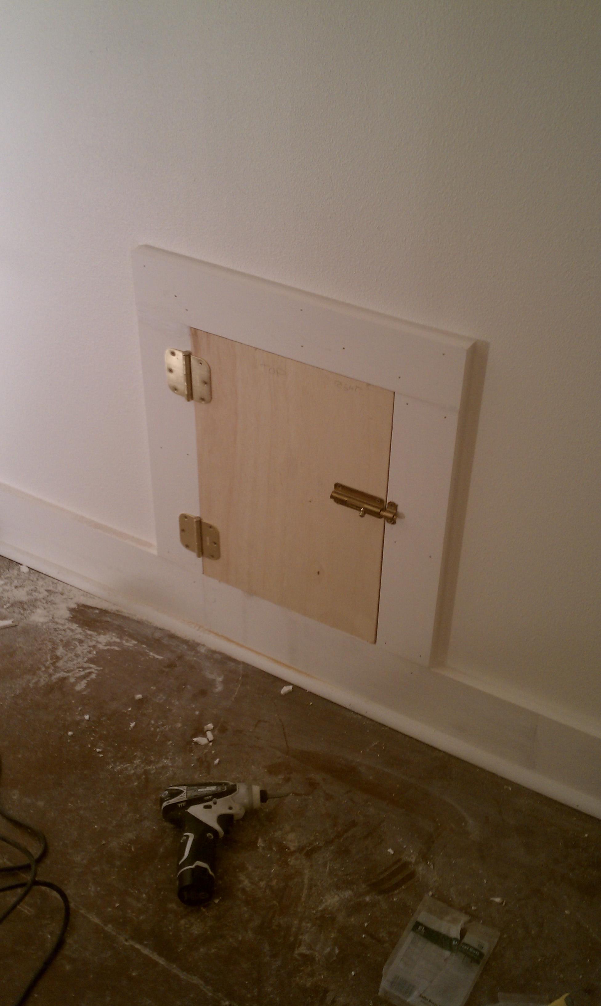 basement hatch doors