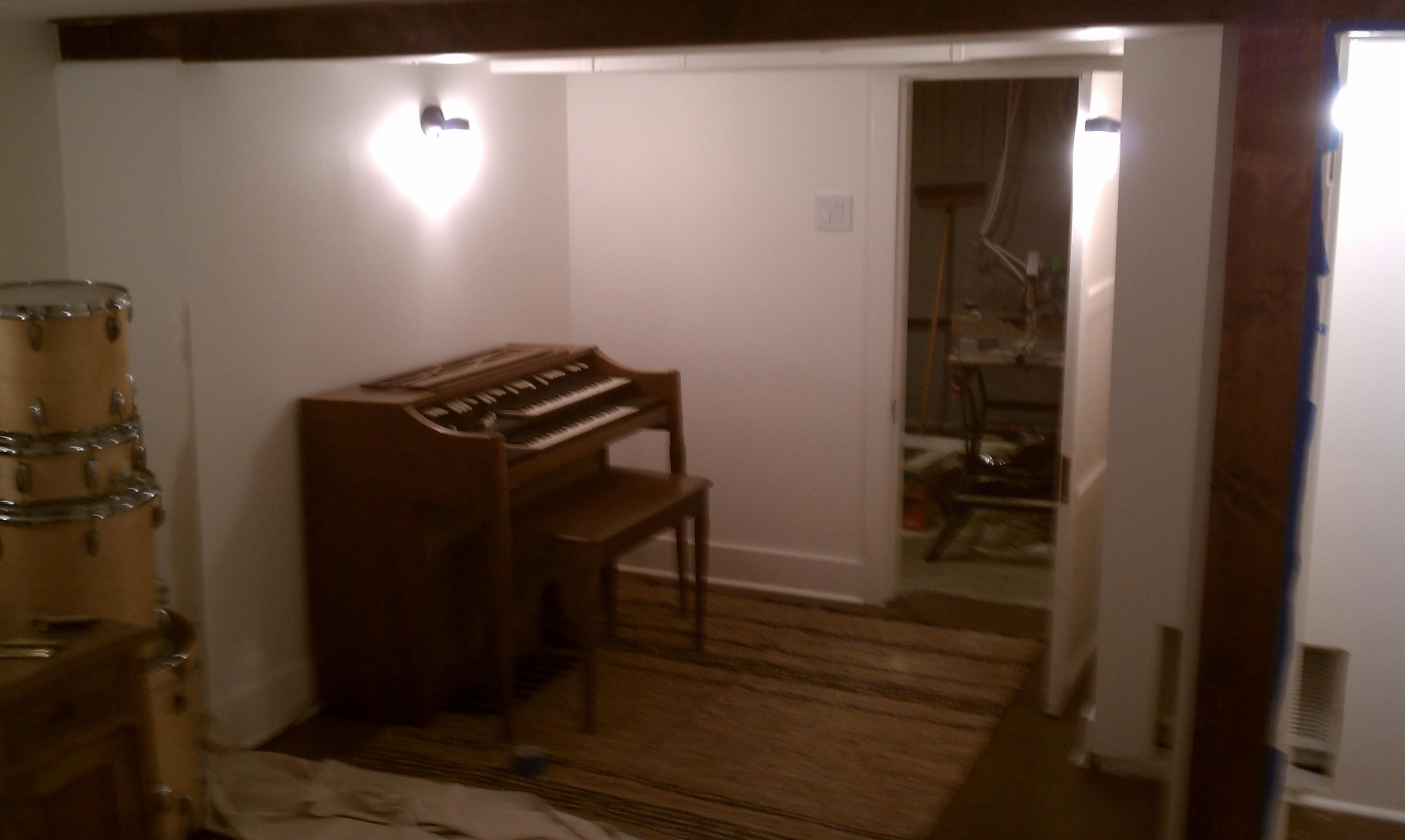 pro audio community view single post my basement studio build