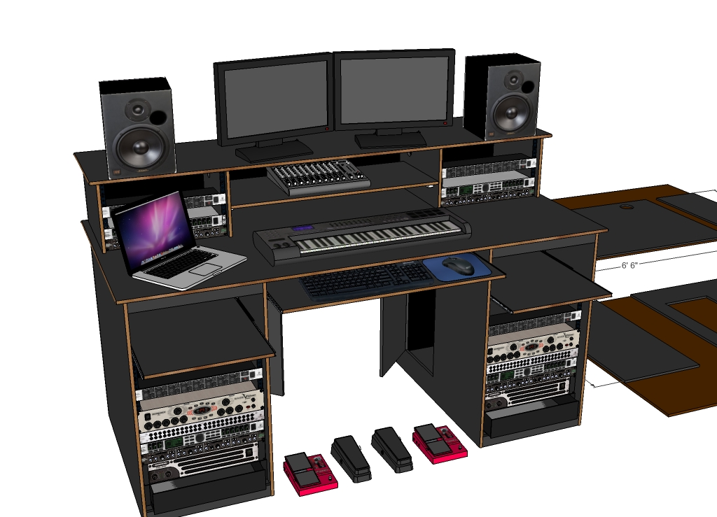 help with joinery and stucture support gearslutz pro audio community. Black Bedroom Furniture Sets. Home Design Ideas