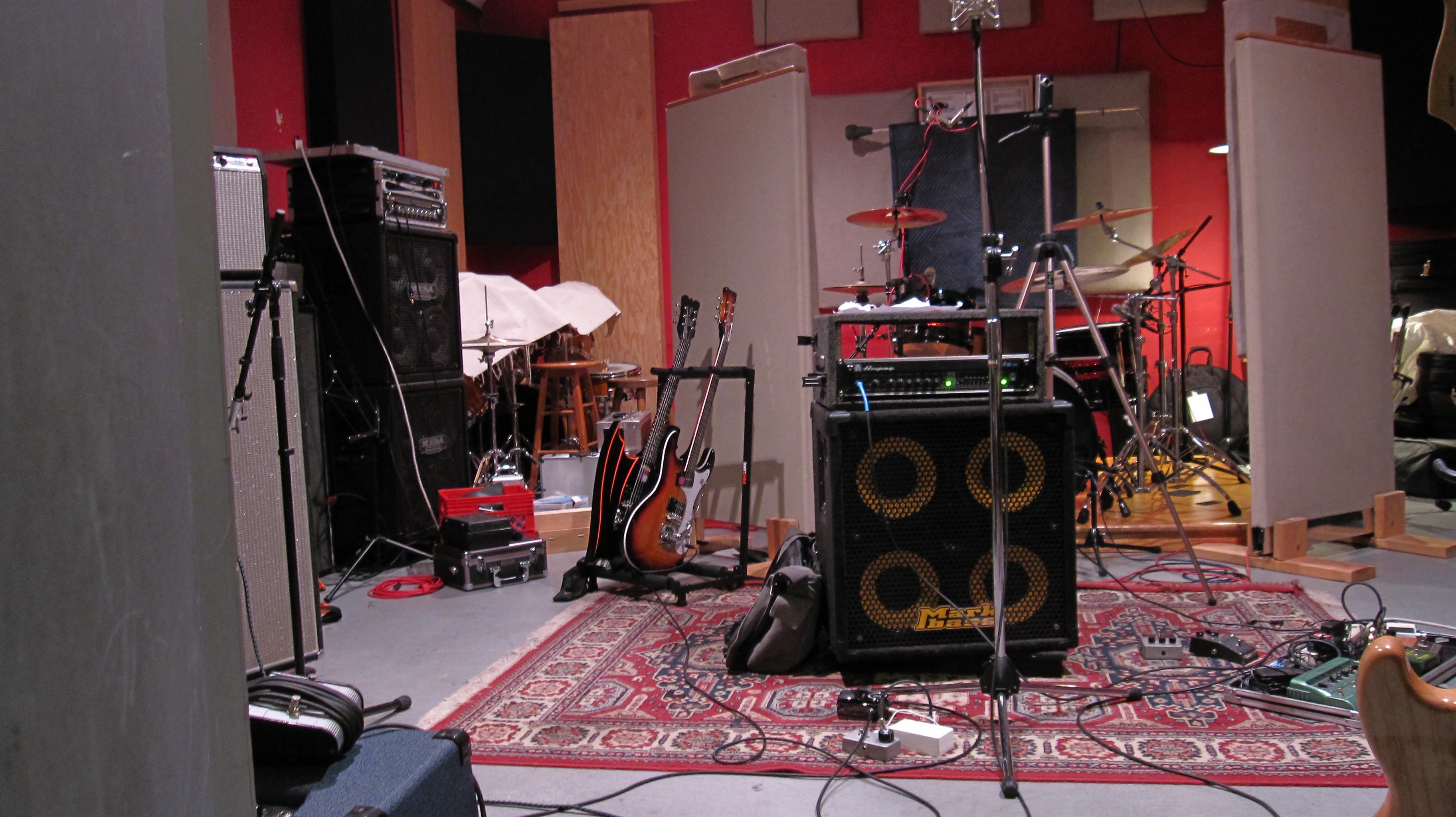 Little Red Wagon Studios Live Room Remodel A Jeff Hedback Design Recording Studio Wiring 5136177307 20f8edbfd4 O 1